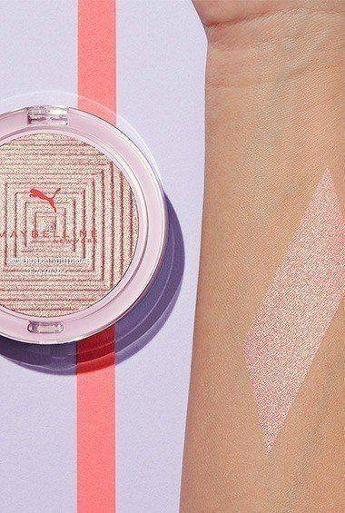 PUMA X MAYBELLINE CHROME HIGHLIGHTER