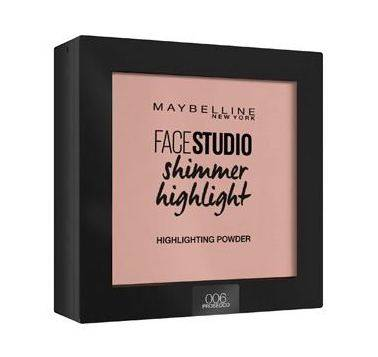 Пудра-хайлайтер Face Studio Shimmer Highlighter